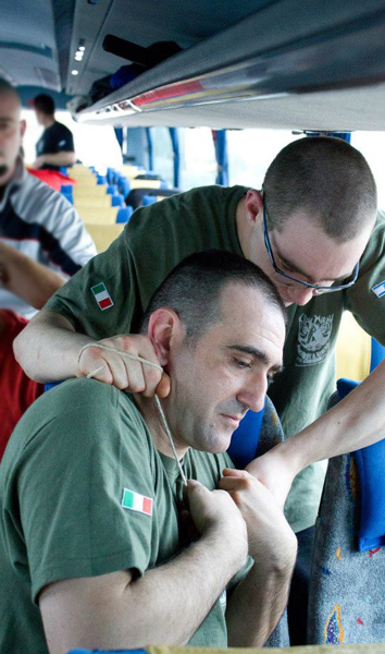 Difesa Personale Krav Maga Napoli