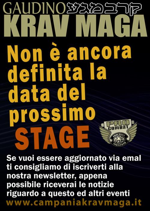 Krav Maga Difesa Personale Napoli