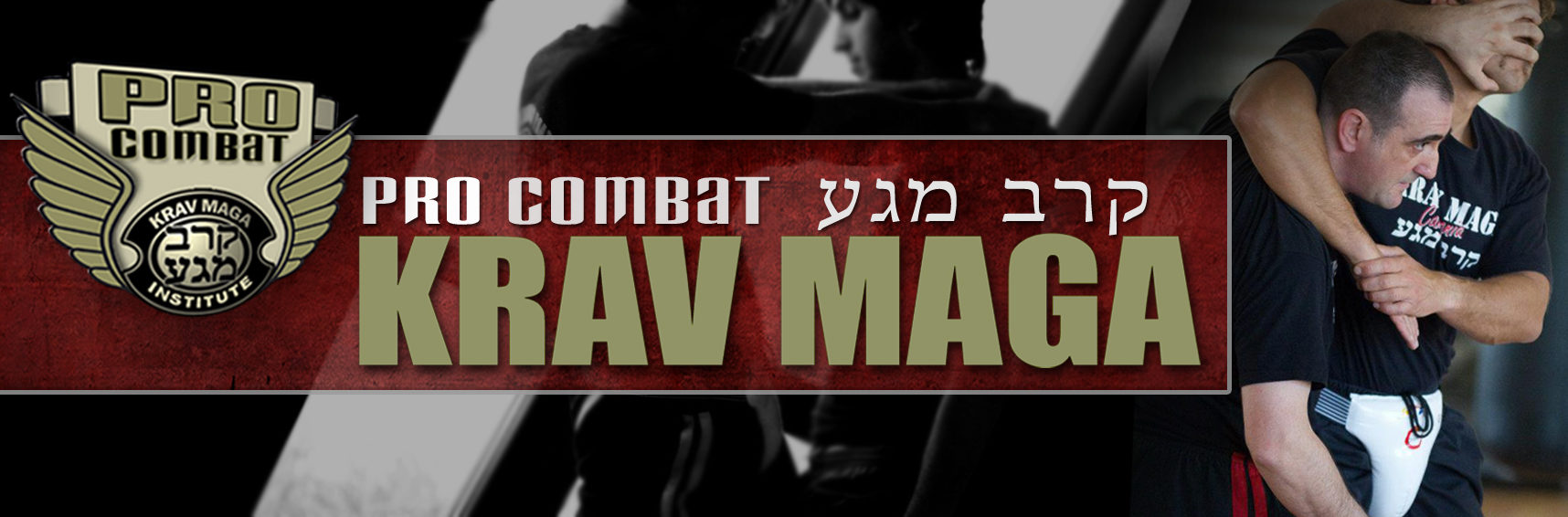 Pro Combat Krav Maga Campania – direttore tecnico Vincenzo Gaudino